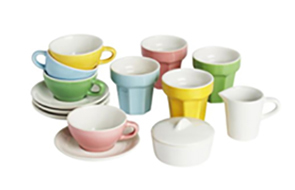 Playhouse Cups & Saucers