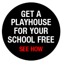 Get a Playhouse for Your School Free