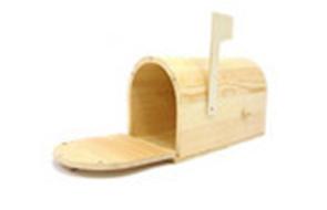 Playhouse mailbox