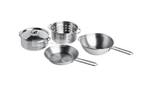 Playhouse Pots and Pans